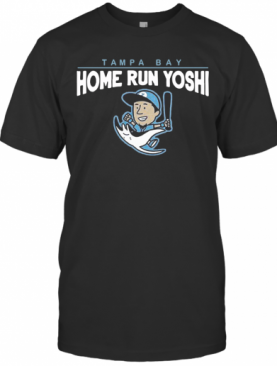 Top Tampa Bay Home Run Yoshi T-Shirt