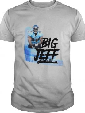 Big Jeff Tee Jeffery Simmons Tennessee Titans shirt