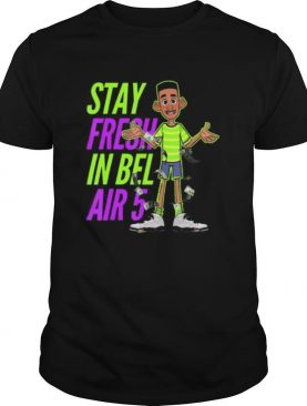 Jordan Bel Air Retro 5 stay fresh in bel shirt