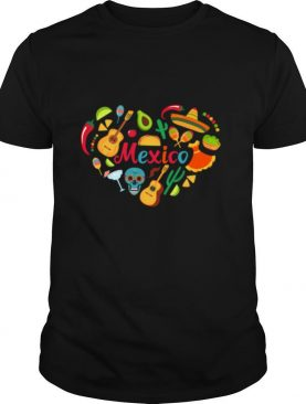 Party Dia De Muertos Day Of Dead Mexican Holiday shirt