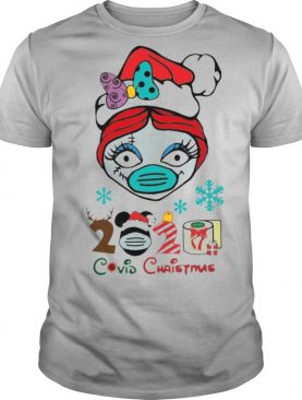 Sally Wear Mask 2020 Covid Christmas shirt