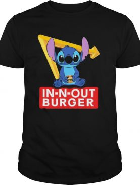 Stitch In n out Burger shirt