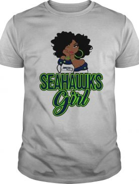Women Seattle Seahawks Girl shirt