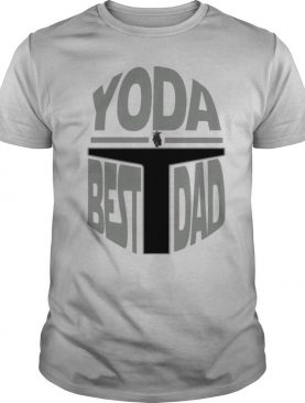 Yoda Best Dad Christmas Day Is Coming shirt