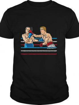 Boxer Donald Trump Boxing Biden Winning President Election shirt