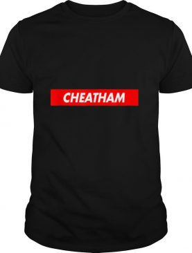 Cheatham Red Box Family shirt