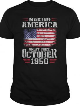 Making America 1950 shirt