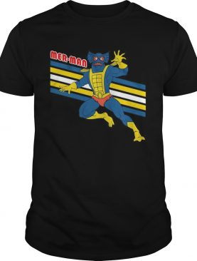Mer Man Masters Of The Universe shirt