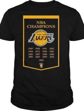 NBA Los Angeles Lakers Chamipons shirt