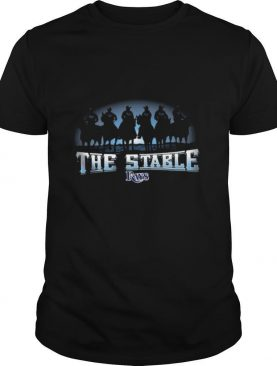 The Stable Rays shirt