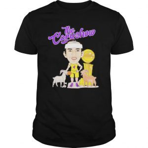 The car show los angeles lakers shirt