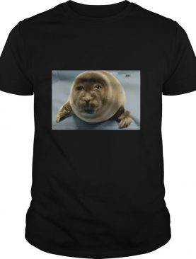 Toba Aquarium Baby Seal shirt