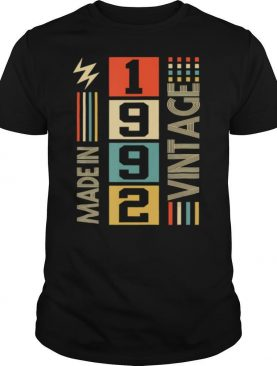 Vintage Legends Born Made In 1992 28th shirt