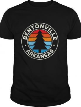 Bentonville Arkansas shirt