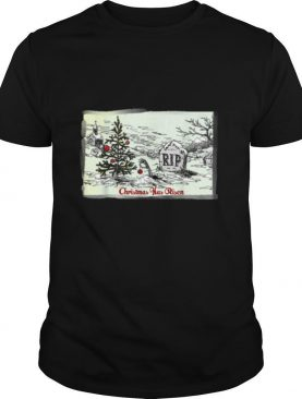 Christmas Has Risen Christmas Card shirt