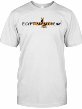 EGYPTIAN ALCHEMY AUSET ISIS T-Shirt