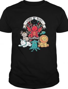 Game Of Toys shirt