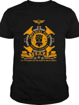 Imperial Fist Terra shirt
