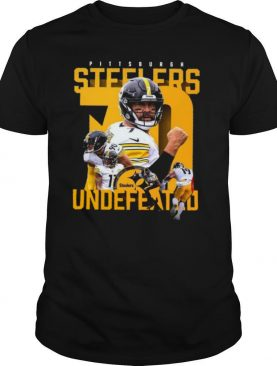 Pittsburgh Steelers Undefeated shirt