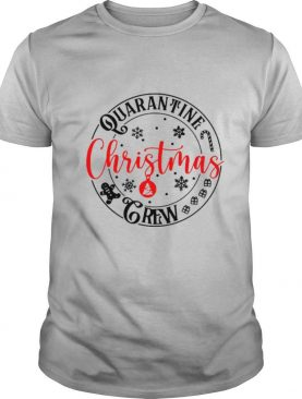 Quarantine Christmas Crew shirt