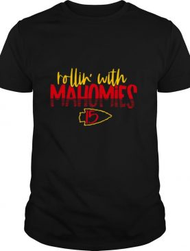 Rollin With Mahomies 15 shirt