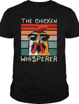 The Chicken Whisperer Vintage shirt