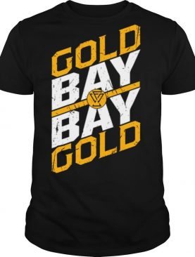 WWE Adam Cole Gold Gold Bay Bay shirt