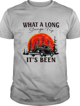 What A Long Strange Trip It's Been shirt