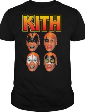 Wither Mike Tyson Kith shirt