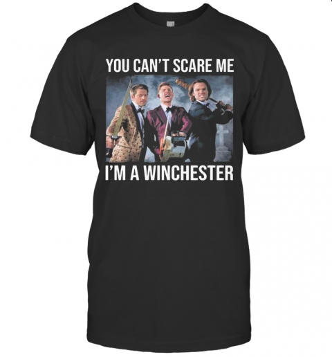 You Cant Scare Me Im A Winchester 2020 T-Shirt Classic Men's T-shirt