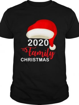 2020 Family Christmas Xmas shirt