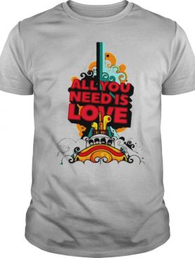 All You Need Is Love The Beatles shirt