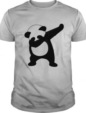 Dabbing Panda Cute Animal Giant Panda Bear Dab Dance shirt