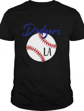 Dodgers los angeles baseball world series 2020 shirt