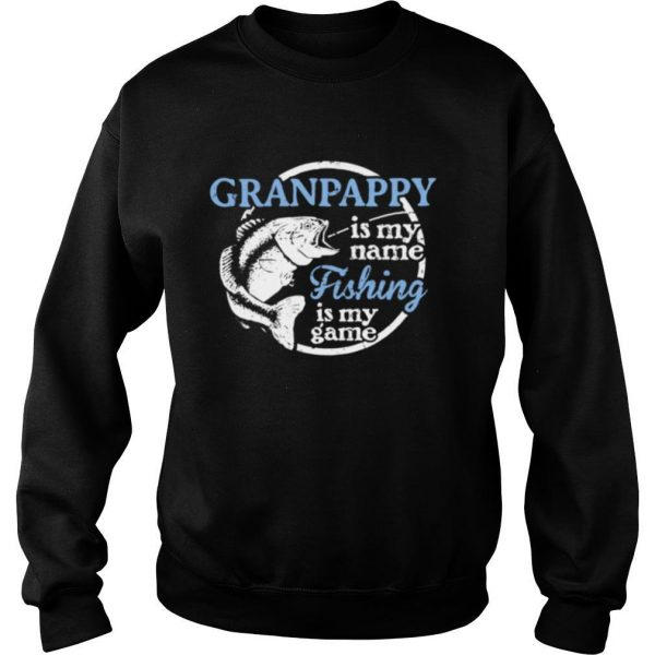 Granpappy Fishing Fishing is My Game shirt