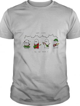 Lovely Holiday Ghosties shirt