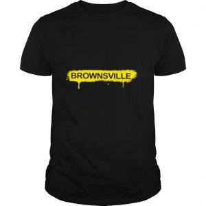 Mike Tyson Brownsville shirt