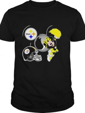 Minnie Mouse dance Steelers 2021 Champions shirt