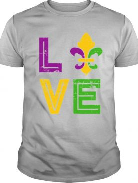 Parade Carnival Lover Costume Party Mardi Gras shirt
