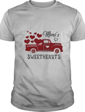 Plaid Truck Mimi's Sweethearts shirt