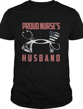 Proud Nurse's Husband Under Armour Logo shirt