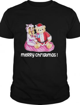 Rebekah Wing Merry Christmas shirt