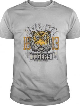 River City 1813 Tigers Athletic Department shirt