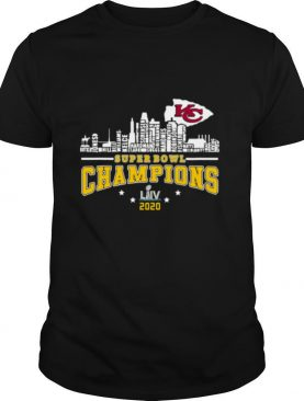 Super Bowl Champions 2020 Name shirt