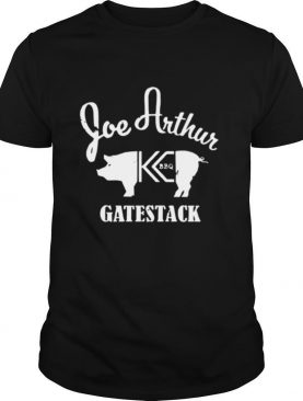 Ted Lasso Joe Arthur BBQ Gatestack shirt