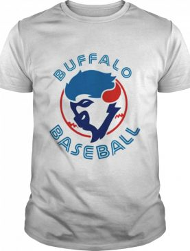 Buffalo baseball 2021shirt