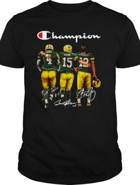 Champion Green Bay Packer Football Team shirt