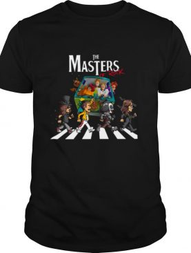 Kiss Band Freddie Mercury Scooby Doo The Masters Of Rock shirt