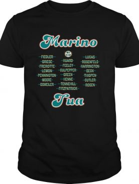 Marino this is the year fua shirt