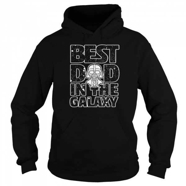 Star Wars Best Dad in the Galaxy Darth Vader  Unisex Hoodie
